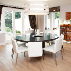 Kent Dining Room Interior Finished