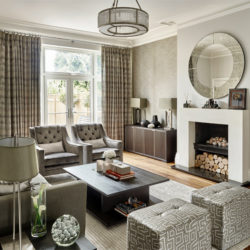 Interior Design In Chiswick, London