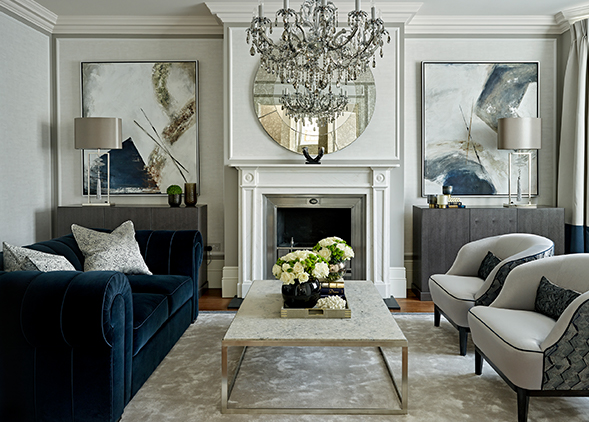 Interior Design In Barnes, London
