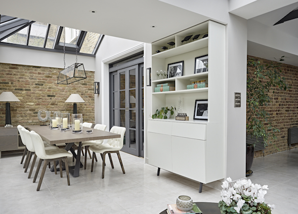 Interior Design Services In Dulwich Village, London