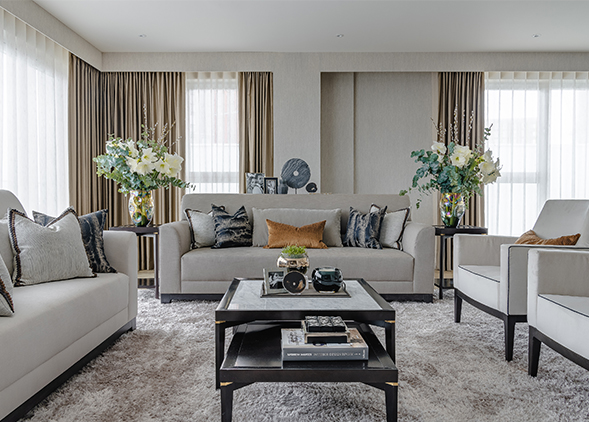 Interior Design In Nine Elms, London